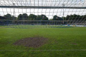 Netz, Turbine Potsdam, Karl-Liebknecht-Stadion